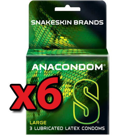 Anacondom-x6