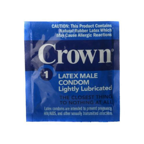 CrownLightlyLubercated