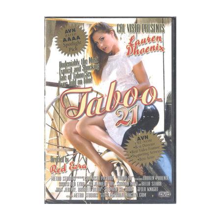 Taboo 21F