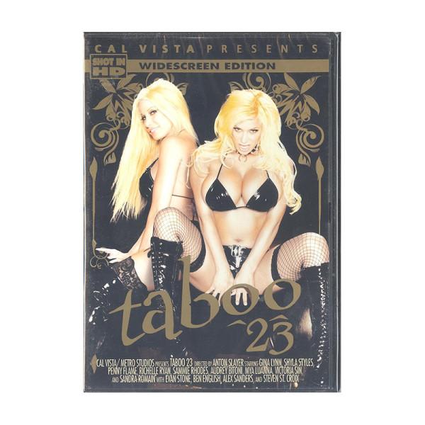 Taboo 23F