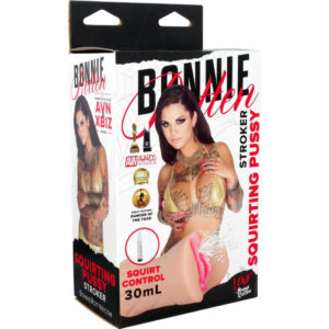 BONNIE ROTTEN - Squirting Pussy Stroker Flesh