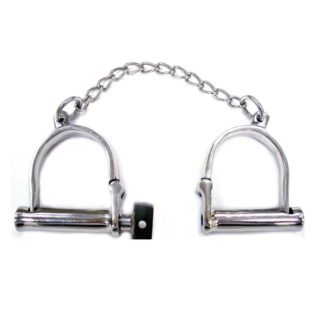 Steel Ankle Shackles